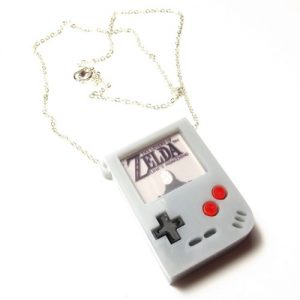 gameboynecklace