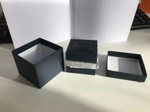 Ring box provided